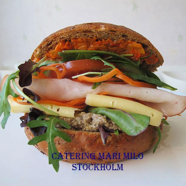 Bästa mackor Stockholm