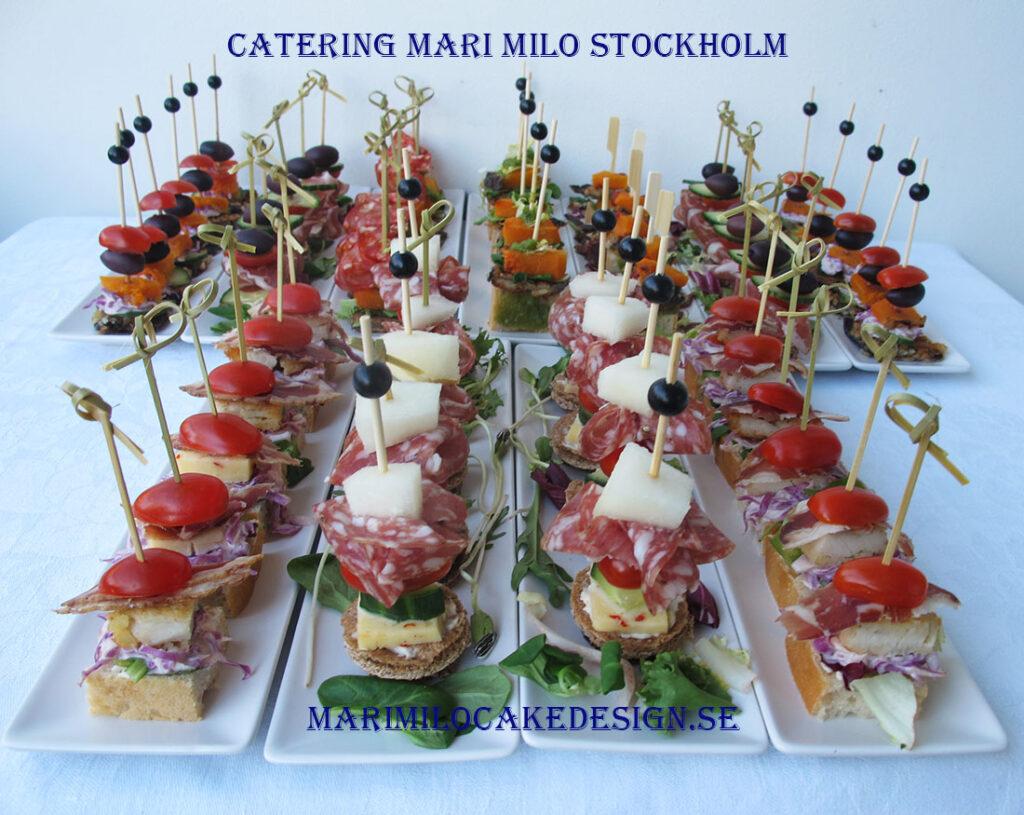 Catering Mari Milo Stockholm