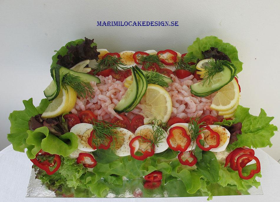 Beställa Smörgåstårta Stockholm Catering