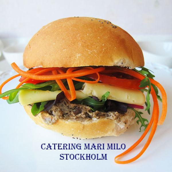 Beställ billiga mackor Stockholm