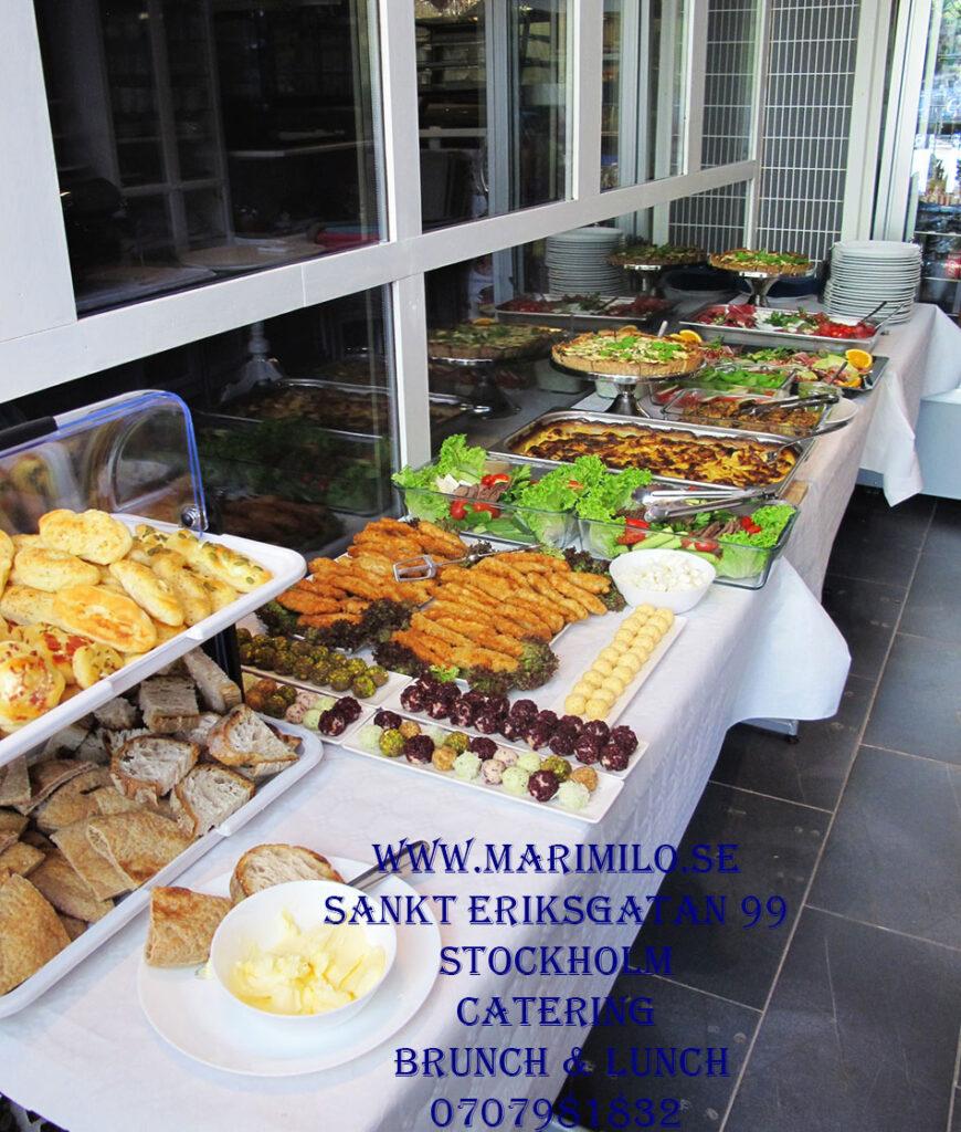 Catering Stockholm Mari Milo