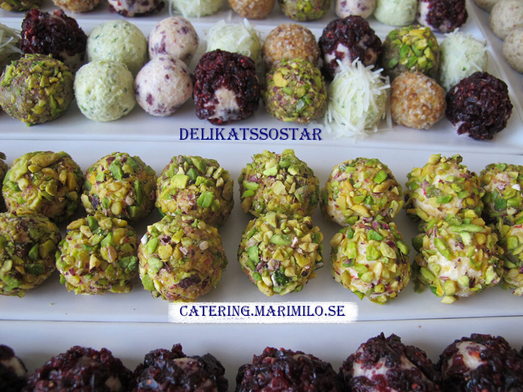 Delikates Ostar Catering Stockholm