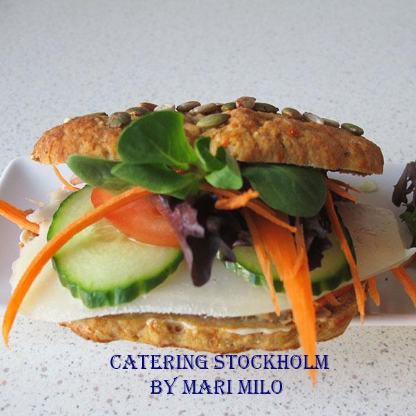 Glutenfri Vegetarisk Macka