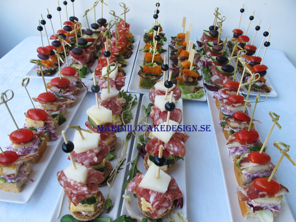 Pinchos Catering Stockholm