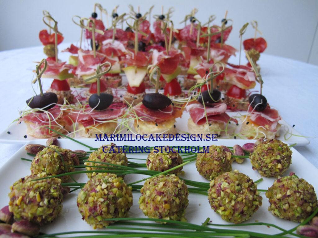 Plockmat Catering Stockholm