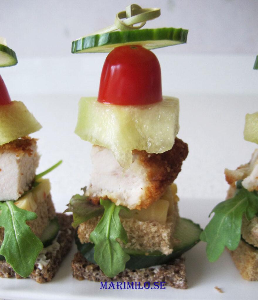 Bästa catering mingelmat Vasastan Stockholm