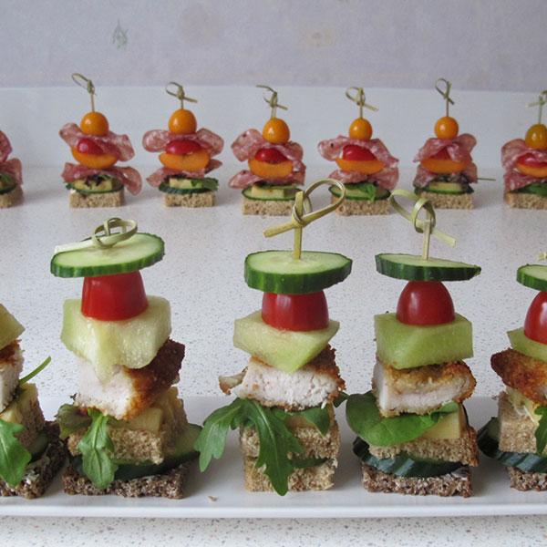 Bästa catering Östermalm