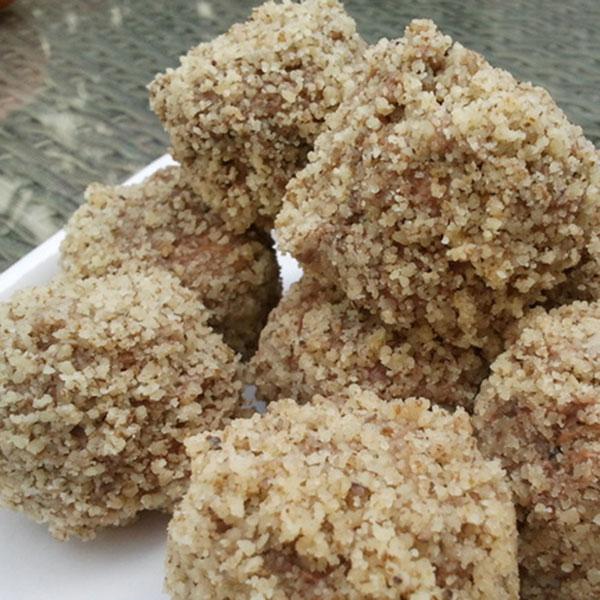 Raw Vegan Glutenfria Bollar