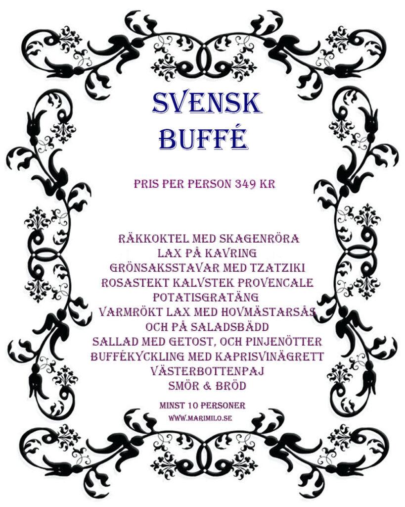 Svensk Buffé