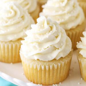 Vanila Cupcakes
