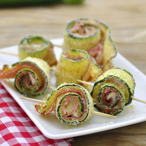 Zucchini Canapeér